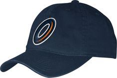 550a34c1b53 Starter Men s Orlando Apollos Slouch Navy Adjustable Hat