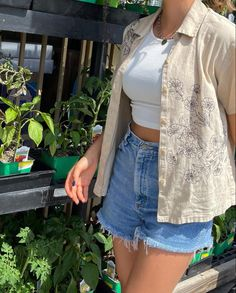 Mode Outfits, Retro Outfits, Cute Casual Outfits, Girl Outfits, Fashion Outfits, Moda 80s, Looks Style, Look Fashion, Aesthetic Clothes