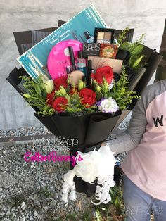 Please do not hesitate to whatsapp me if you require further information Surprise Delivery Penang Kedah Kl Whatsapp No : +60175326545 #makeupbouquet #sephorabouquet #tarte #nars #birthdayparty #surprisedelivery #surpriseplanner #chocolatebox #chocolatebouquet #cottonbunnysflorist #cottonbunnys #perfume #perfumebouquet #bouquet #chocolatebouquet #flowerbouquet #floristpenang