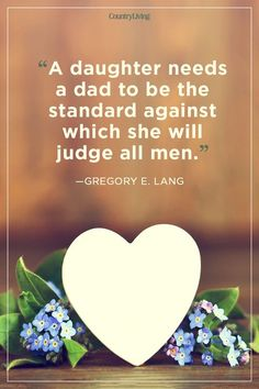 40 Touching Fathers Day Quotes That Sum Up What Its Like to Be a Dad - Single Mom Quotes From Daughter - Ideas of Single Mom Quotes From Daughter - Fathers Day Quotes fathers day cards ideas fathers day office gifts grandfather gifts diy Great Day Quotes, Best Fathers Day Quotes, Fathers Day Wishes, Father Daughter Quotes, Fathers Love, Fathers Day Cards, Happy Fathers Day, Quote Of The Day, Quotes About Dads