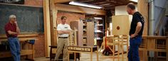 Gary Rogowski, Director of  the Northwest Woodworking Studio opened the doors to the public in 1997. The Studio is a center for woodworking classes located in the Southeast Portland, Oregon, the city's heart of creativity and craft. Gary focuses on traditional hand tool techniques but emphasizes contemporary design strategies.  In addition, his acclaimed book The Complete Illustrated Guide to Joinery was released by Taunton Press in 2003 and still remains a valuable resource for woodworkers.
