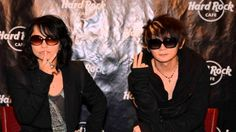 【VAMPS】新曲「VAMPIRE'S LOVE」(映画『ドラキュラZERO』日本版イメージソング)、ニューアルバム『BLOODSUCKERS』を語る