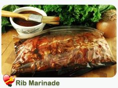 Delicious Rib MarinadeSimple and delicious local style rib marinade. Enjoy!    Print    Rib Marinade     Cuisine:Local Style Recipe type:Marinade        Ingredients  1 cup soy sauce 1 cup ketchup 1¼ cup light brown sugar 1 2-inch ...
