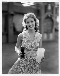 Loretta Young -- she was spotted, playing in her front yard, signed, with her mothers permission, groomed for stardom ... God knows WHAT these young stars went through both good and strange