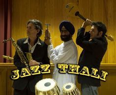 Jazz Thali - Contact KruTalent on 0207 610 7120