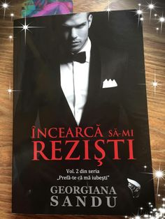 Încearcă să-mi reziști de Georgiana Sandu – Just reading my books My Books, Wattpad, Romantic, Reading, Cover, Quotes, Movie Posters, Fashion, Quotations