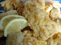 Portuguese Fish Fillets