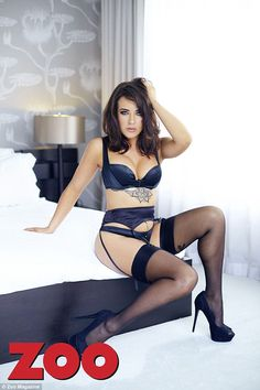 Stephanie Davis strips off for sizzling lingerie shoot as she reveals she QUIT Hollyoaks and wasn't fired - Mirror Online Stephanie Davis, Agent Provocateur, Lingerie Shoot, Hollyoaks, Sexy Stockings, Celebs, Celebrities, Most Beautiful Women, Hot Girls
