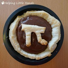 These would be fun to hand out for Pi Day!