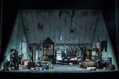 The Caretaker tickets from great prices. Starring Timothy Spall in Harold Pinter's darkly comic classic at The Old Vic Theatre London