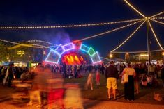 Camp Bestival takes over at Dreamland Margate for Easter 2019 - ChelseaMamma Margate Beach, Mr Tumble, Camp Bestival, Uk Festivals, Roller Disco, Bouncy Castle, Festival Camping, Family Show, Great Wall Of China