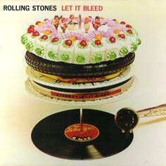 Let it bleed. #rollingstones #letitbleed