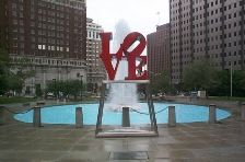 Philly - LOVE Park