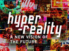 Hyper-Reality: A New Vision of the Future by Keiichi Matsuda — Kickstarter