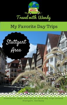 """My Favorite Day Trips around Stuttgart - some of the best ways to discover where you are or have the best """"stay-cation"""" is to go for mini-day trips. Here I've compiled a few of my favorites near Stuttgart, Germany making it super easy to know where to go and what to do!"""