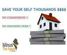 Now you can save yourself thousands while listing a property on sale and paying no commission or any ongoing fees.