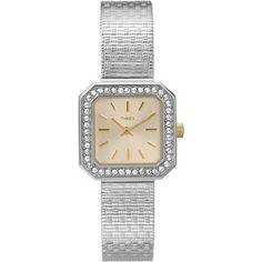 Dámské hodinky Timex T2P552 Mesh Bracelet ae09d8c943