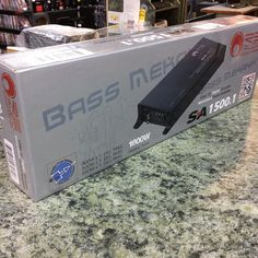 RE Audio mono block car amp, 1500 watts, new in the box, model SA1500.1 #stopandpawn #monoblock #caramplifier #reaudio