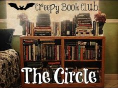 THE CIRCLE (Creepy Book Club) | NightmareMaven - YouTube #TheCirlce #Cirkeln #Engelsfors