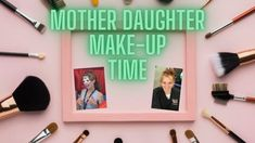 Mother Daughter Make-Up Time 2 Make Up Time, How To Make, Youtube Live, Pixie, To My Daughter, Videos, Makeup, Fun, Make Up