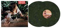 "2nd Pressing of Something Corporate- Leaving Through The Window(11th Anniversary w/ bonus track ""KONSTANTINE"""