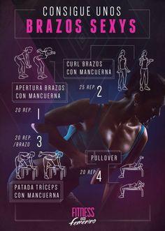 Arms!! Fitness en Femenino