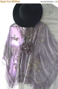 Size large, Bohemian gypsy, spell tunic, Stevie Nicks style, Music festival, Boho clothes, Modern hippie, embroidered top, True rebel clothing