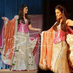 3855b14b5a60c0 kareena s bollywood-y lehenga!look at d dazzling lehenga!