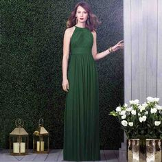 Cheap Emerald Green Bridesmaid Dresses