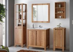Bathroom Sink Storage Cabinets Woods 27 Ideas For 2019 Bathroom Sink Storage, Under Sink Storage Unit, Bathroom Sets, Bathroom Cupboards, Bathroom Drawers, Fitted Bathroom, Wooden Bathroom, Storage Units, Bathroom Wall