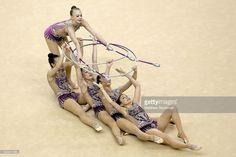 Group Uzbekistan, Test Event for the Rio 2016 Olympics