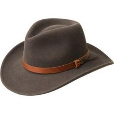 Shop for Bailey Western Caliber Cowboy Hat Basalt. Get free delivery at  Overstock.com 70ec9da40e3
