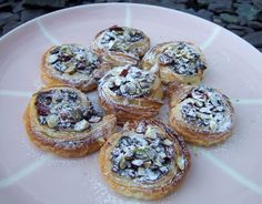 Mincemeat puff swirls - CookTogether
