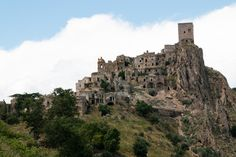 Craco, Italy | 24 Surreal Places Around The World To Visit Before You Die