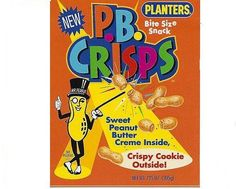 Planters PB Crisps - I'm so sad that they stopped making these!  =(