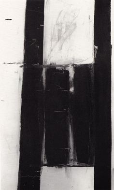 franz kline | Franz Kline - Four Square 1953 Franz Kline. Franz Kline Paintings, plastic arts, visual arts, art, abstract expressionism