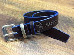 Hemr.belt cowhide leather. Custom belt