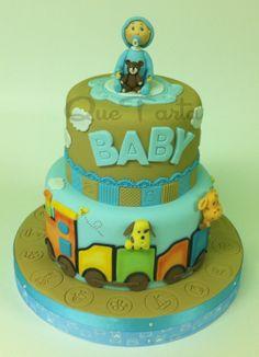Tarta cumpleaños niño