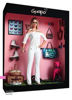 Catálogo GUAPO - Primavera Verão 2015  Catálogo Virtual da coleção Primavera Verão 2015 da Guapo Barbie Box, Barbie Paper Dolls, Bad Barbie, Dolly Fashion, Fashion Dolls, Fashion Art, Fashion Show, Barbie Fashionista, Barbie Funny