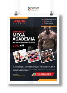 Flyer / Banner MEGA Academia