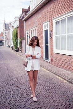 Business White | Negin Mirsalehi