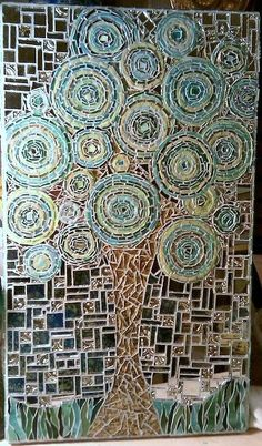 #Mosaic Tree By Beverly Thomas Jenkins