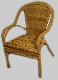 Clearwater Wicker Arm Chair