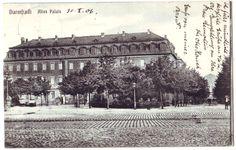 Darmstadt-Altes-Palais vor 1906