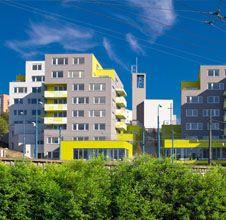 Olive, Kramáre, Bratislava, Slovensko Architekti Šebo Lichý Bratislava, Multi Story Building, Atelier