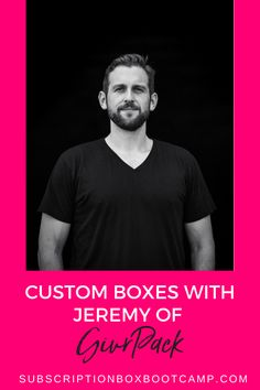 In this episode, Julie is joined by a member of Subscription Box Bootcamp's dream team, Jeremy Bower of the GivrPack. Jeremy is the Founder and CEO of Givr Packaging. He holds a degree in paper science (yes, that's a thing). Start a Subscription Box, How to start a subscription box, How to Make Money, Entrepreneur Inspiration, Business Thoughts, Business Plan Execution, Business Launch Ideas, Subscription Box Business, Trendy Business Ideas! #business #subscriptionbox #trendybusiness #blog