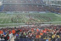 University of Cincinnati Bearcat Band- The purpose of the University of Cincinnati Bearcat Bands is to encourage a lifelong love for music and the arts, teach students through music performance, and develop leadership and life skills while supporting the University and its athletics. Contact Info: bandoffice@ucband.uc.edu