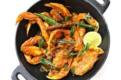 Seasaltwithfood: Malaysian Dry Curry Crabs