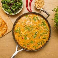 Kos, Asian Recipes, Ethnic Recipes, Garam Masala, Nom Nom, Food Porn, Curry, Food And Drink, Chicken