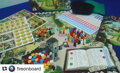 #village #fireonboard #boardgame #DeliDaPersy  Desejo do fim de semana!